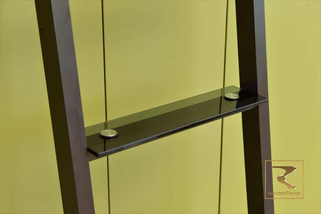ступенька для лестницы Escala из стекла